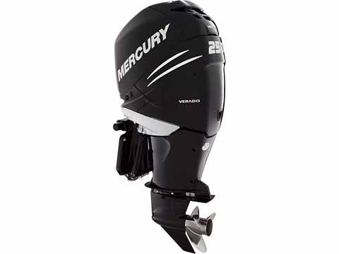 2018 Mercury Marine Six Cylinder 250 hp in Kaukauna, Wisconsin
