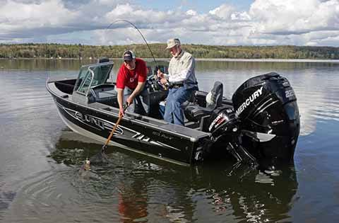 2018 Mercury Marine Six Cylinder 250 hp in Amory, Mississippi