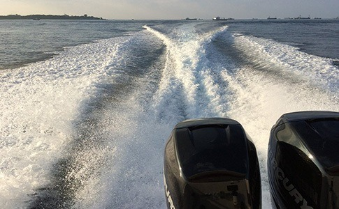 2018 Mercury Marine Six Cylinder 300 hp in Chula Vista, California