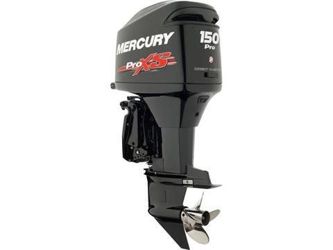 2018 Mercury Marine 150 OptiMax Pro XS in Kaukauna, Wisconsin
