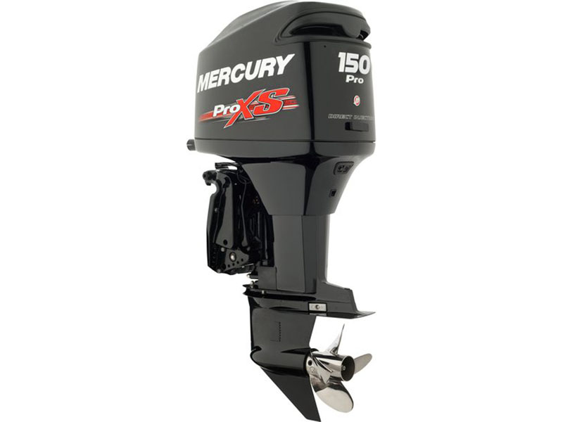 2018 Mercury Marine 150 OptiMax Pro XS in Mineral, Virginia