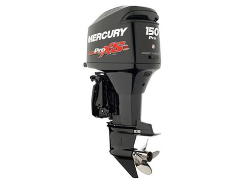 2018 Mercury Marine 150 Pro XS in Oceanside, New York