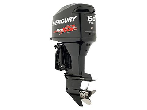 2018 Mercury Marine 150 Pro XS in Barrington, New Hampshire