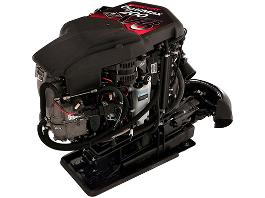 2018 Mercury Marine 200 HP Optimax SportJet in Harriman, Tennessee