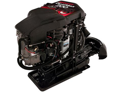2018 Mercury Marine 200 HP Optimax SportJet in Goldsboro, North Carolina