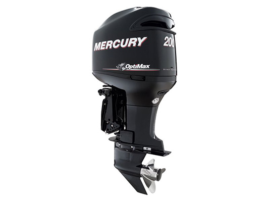 2018 Mercury Marine OptiMax 3.0L 200 hp in Eastland, Texas
