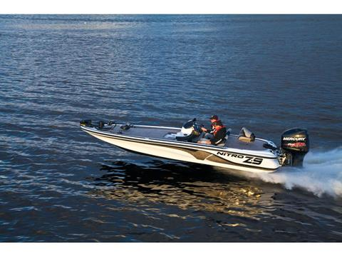 2018 Mercury Marine 225 Pro XS in Goldsboro, North Carolina