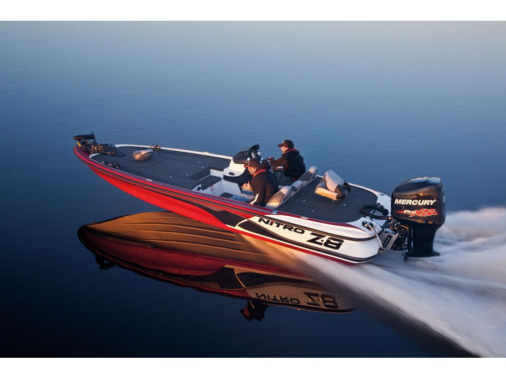 2018 Mercury Marine Pro XS 225 hp TorqueMaster in Goldsboro, North Carolina