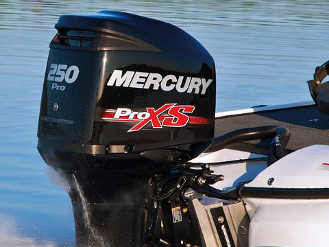 2018 Mercury Marine 250 Torque Master OptiMax Pro XS in Spearfish, South Dakota