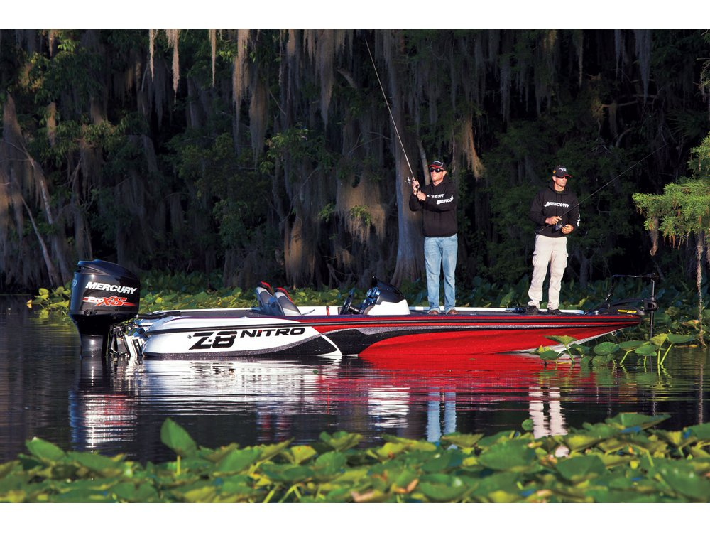 2018 Mercury Marine 250 TorqueMaster Pro XS in Holiday, Florida