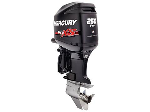 2018 Mercury Marine 250 Torque Master OptiMax Pro XS in Saint Helen, Michigan