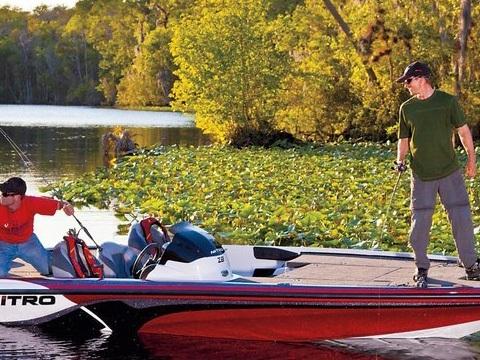 New 2018 Mercury Marine 250 Torque Master OptiMax Pro XS Boat