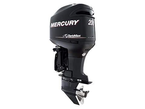 2018 Mercury Marine OptiMax 3.0L 200 hp in Kaukauna, Wisconsin