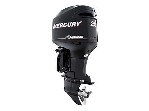 2018 Mercury Marine OptiMax 3.0 L 250 hp in Barrington, New Hampshire