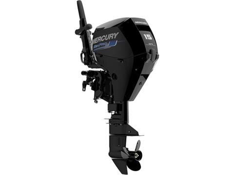 2019 Mercury Marine 15MH SeaPro FourStroke in Saint Helen, Michigan