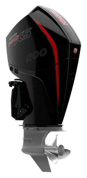Mercury Marine 200XL Fourstroke in Harrison, Michigan