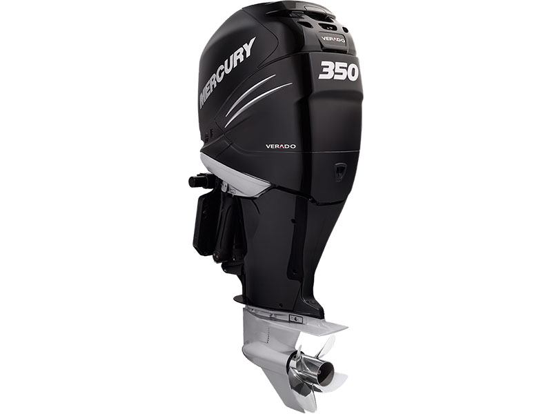 2019 Mercury Marine 350L Verado in Newberry, South Carolina