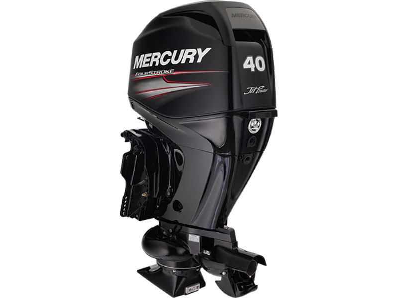 2019 Mercury Marine JET 40ELPT FourStroke in Newberry, South Carolina