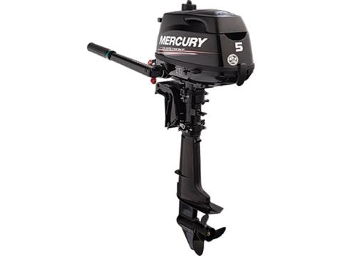 2019 Mercury Marine 5MH FourStroke in Appleton, Wisconsin
