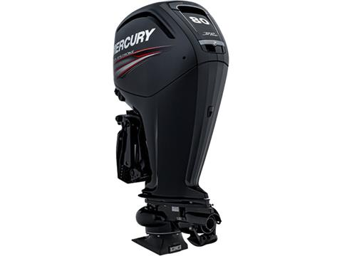2019 Mercury Marine JET 80ELPT FourStroke in Saint Helen, Michigan