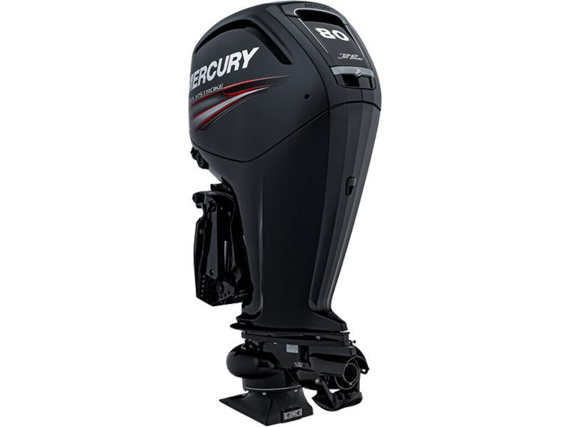 2019 Mercury Marine JET 80ELPT FourStroke in Littleton, New Hampshire