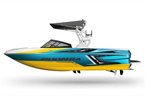 2018 Moomba Mondo in Gaylord, Michigan