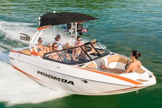 New 2019 Moomba Mondo Power Boats Inboard in Gaylord, MI