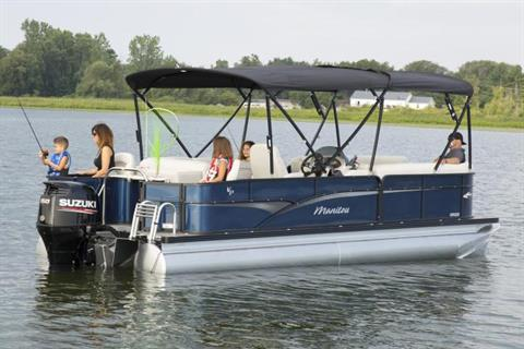 2018 Manitou 20 Oasis Angler in Manahawkin, New Jersey