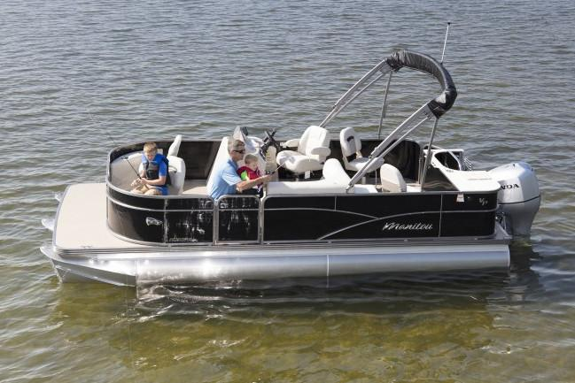 2019 Manitou 20 Aurora Angler LE Standard in Madera, California - Photo 1