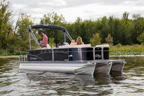 2021 Manitou 22 Aurora Angler LE FF in Elk Grove, California - Photo 4