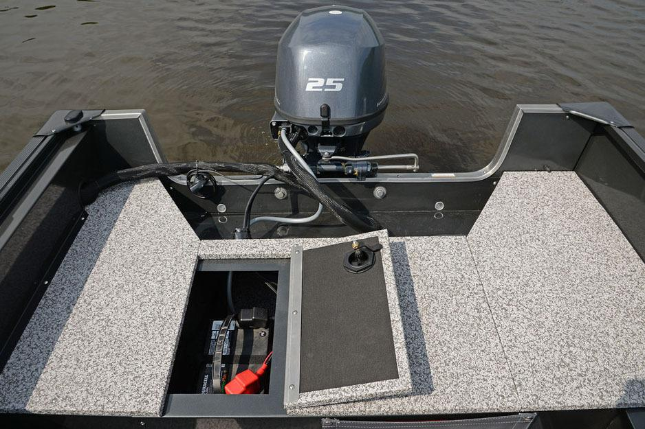 2017 MirroCraft 145SC Outfitter in Green Bay, Wisconsin