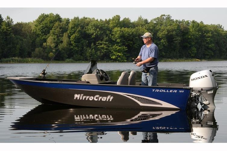 2017 MirroCraft 165SC Troller in Green Bay, Wisconsin