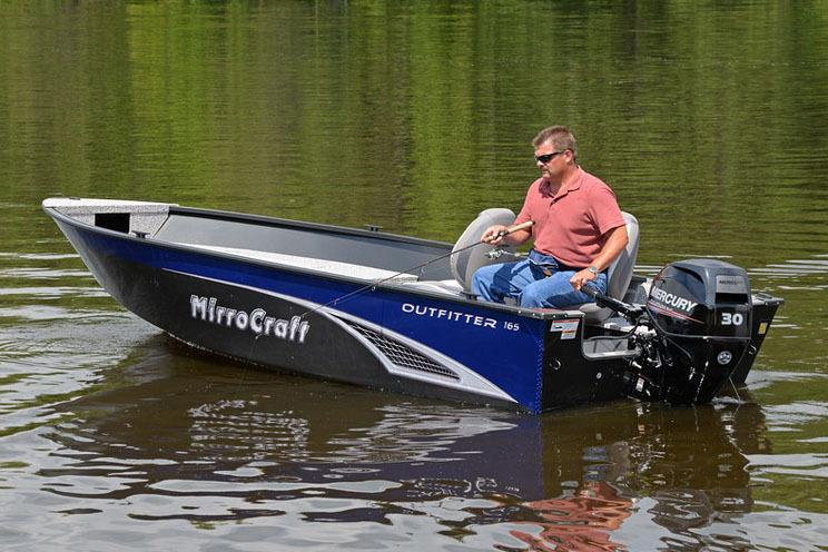 2017 MirroCraft 165T Outfitter in Green Bay, Wisconsin