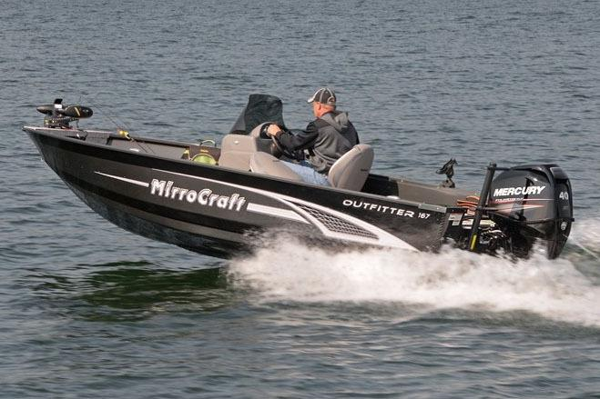 2017 MirroCraft 167SC Outfitter in Green Bay, Wisconsin