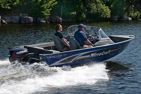 2017 MirroCraft 1687 Troller EXP in Green Bay, Wisconsin
