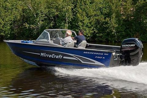 2017 MirroCraft 1863 Pro X in Tomahawk, Wisconsin