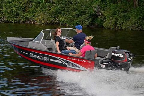 2018 MirroCraft 1663 Aggressor in Black River Falls, Wisconsin