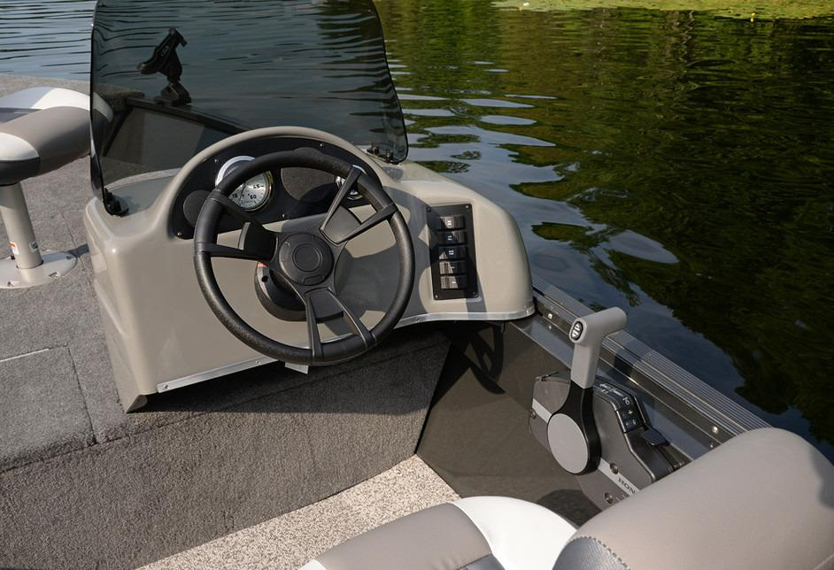 2018 MirroCraft 167SC Troller in Tomahawk, Wisconsin