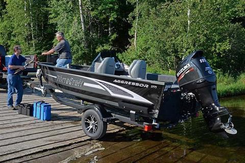 2018 MirroCraft 1771 Aggressor in Black River Falls, Wisconsin