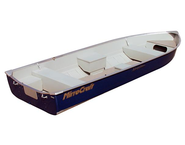 Manufacturer Provided Image: Similar boat shown: MirroCraft 3696 Deep Fisherman.