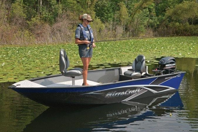 2019 MirroCraft 170T Outfitter in Munising, Michigan