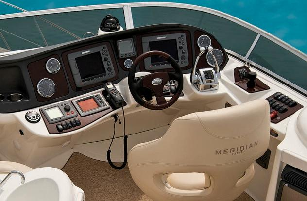 2014 Meridian 391 Sedan in Madisonville, Louisiana