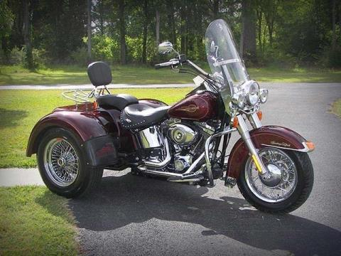 2013 Motor Trike Softail® Roadster  in Tyler, Texas