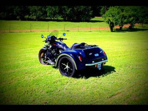 2013 Motor Trike V-Rod® Coupe in Tyler, Texas