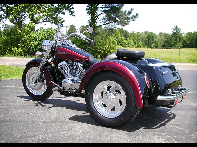 2016 Motor Trike 750 Honda Shadow Aero in Sumter, South Carolina