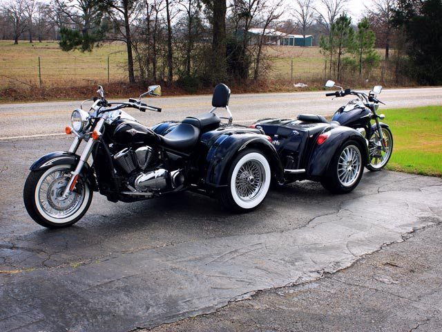 2016 Motor Trike Avenger IRS in Fairfield, Illinois