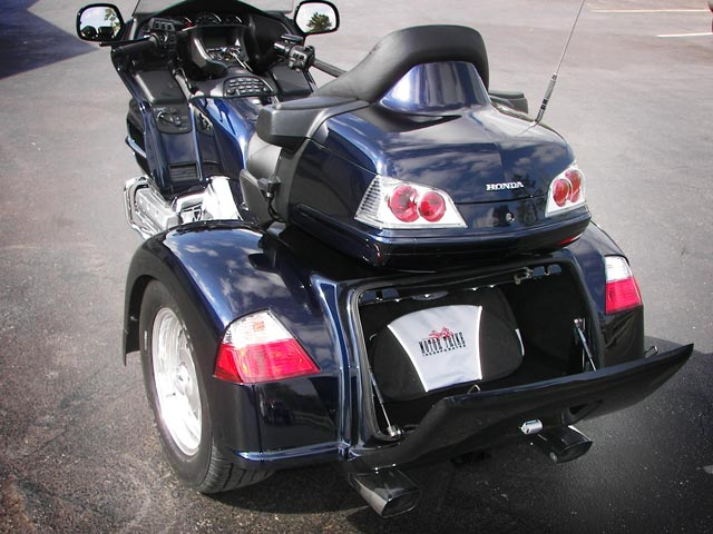 2016 Motor Trike Fastback 2+2 in Sumter, South Carolina