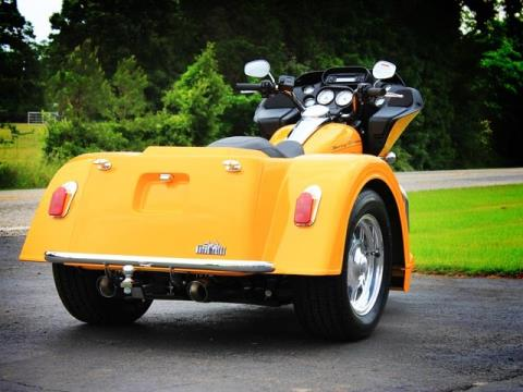 2016 Motor Trike Gladiator IRS in Fairfield, Illinois