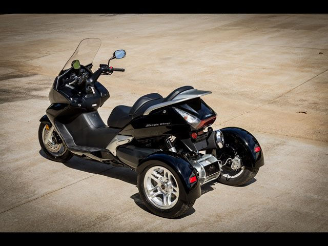 2016 Motor Trike GT3 in Fairfield, Illinois
