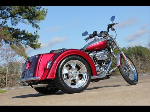 2016 Motor Trike GTX-Sportster IRS in Fairfield, Illinois